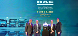 "DAF kürt ""International Dealer of the Year 2020"""