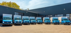 Orten: Electric-Trucks für Albert Heijn