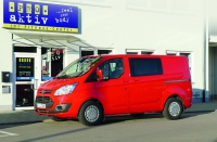 Test: Ford Transit Custom