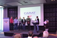 Carat verleiht Marketing-Award 2015