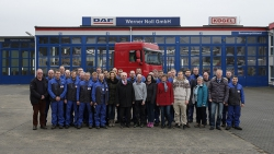 Noll gewinnt DAF Dealer Excellence Award 2017